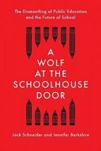 wolf at the school house door